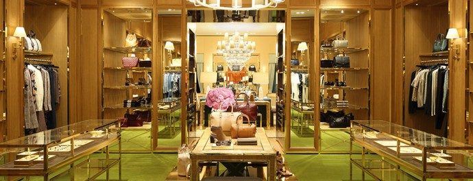 Tory Burch is an American lifestyle brand that embodies the personal style  and sensibility of its Chairman, CEO and Designer, Tory Burch.