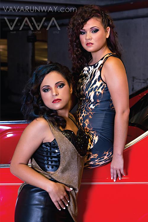 """VivaLaSpice"" - Crystal & Victoria Betancourt"
