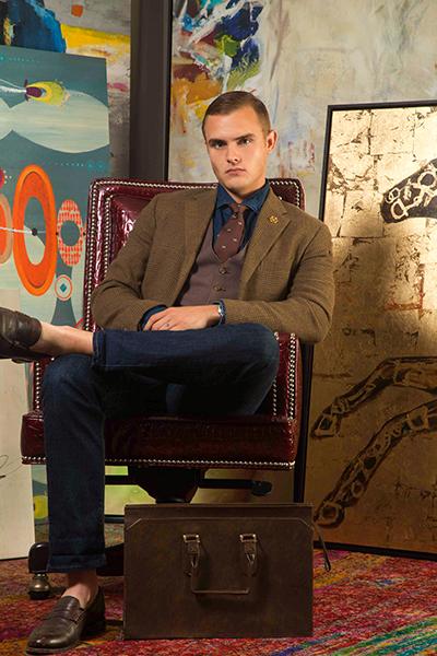 Hayden Wander - Model